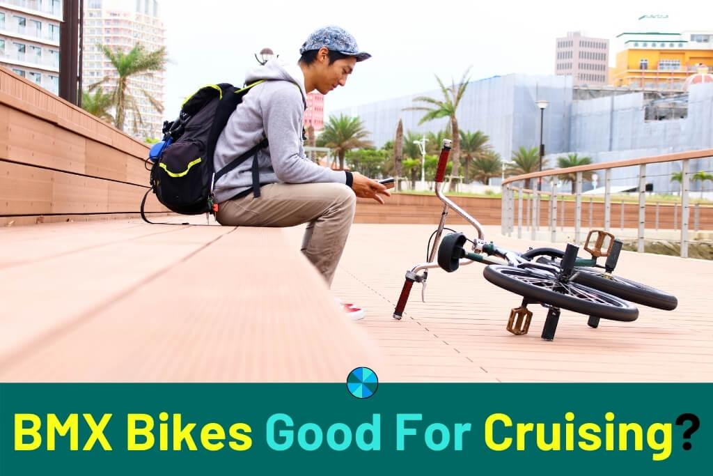 Are-BMX-Bikes-good-for-cruising